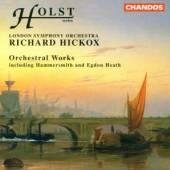 GUSTAV HOLST  - CD HOLST: EGDON HEAT..