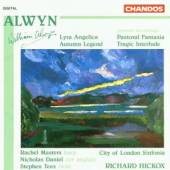 ALWYN W  - CD LYRA ANGELICA/AUTUMN LEGE