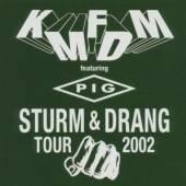 KMFDM  - CD STURM & DRANG TOUR