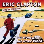 CLAPTON ERIC  - 2xCD ONE MORE CAR ONE MORE RIDER