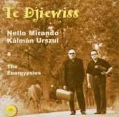 URSZUI KALMAN  - CD TE DJIEWESS