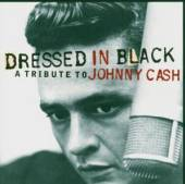 CASH JOHNNY =TRIBUTE=  - CD DRESSED IN BLACK