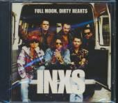 INXS  - CD FULL MOON, DIRTY HEARTS