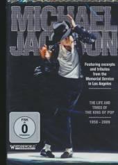 JACKSON MICHAEL  - DVD LIFE AND TIMES OF KING..