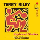 RILEY T.  - CD KEYBOARD STUDIES