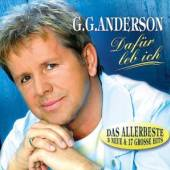 ANDERSON G.G.  - CD DAFUER LEB' ICH