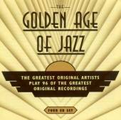 VARIOUS  - 4xCD GOLDEN AGE OF JAZZ
