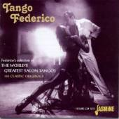 TANGO FEDERICO  - 4xCD FEDERICO'S SELECTION OF