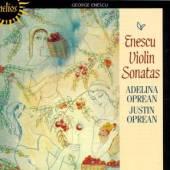 ENESCU G.  - CD VIOLIN SONATAS