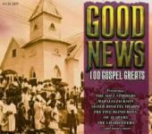 VARIOUS  - 4xCD GOOD NEWS: 100 GOSPEL..