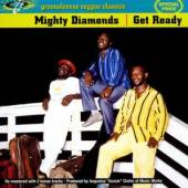 MIGHTY DIAMONDS  - CD GET READY