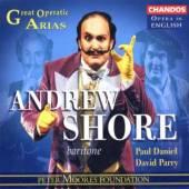 SHORE ANDREW - DANIEL PAUL - P  - CD GREAT OPERATIC ARIAS