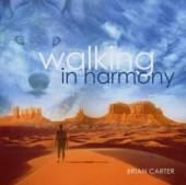 CARTER BRIAN  - CD WALKING IN HARMONY