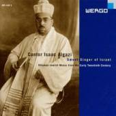 ALGAZI CANTOR ISAAC  - CD SWEET SINGER OF I..