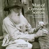 VARIOUS  - CD MAN OF CONSTANT SORROW