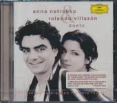 NETREBKO ANNA & ROLANDO VILLAZ..  - CD DUETS