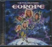 EUROPE  - CD THE FINAL COUNTDOWN