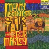 ALEXANDER MONTY  - CD STIR IT UP: MUSIC OF BOB MARLEY