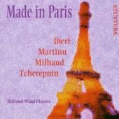 IBERT/MARTINU/MILHAUD/TCH  - CD MADE IN PARIS