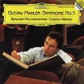 ABBADO CLAUDIO  - CD MAHLER: SYMPHONY NO.5