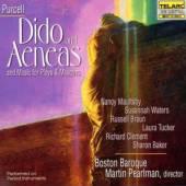 BOSTON BAROQUE/MARTIN PEARLMAN  - CD PURCELL: DIDO AND AENEAS