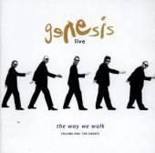 GENESIS  - CD LIVE THE WAY WALK VOL.1 (BEST OF)