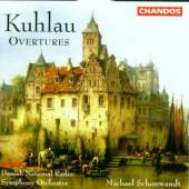 FRIEDRICH KUHLAU (1786-1832)  - CD OUVERTUREN