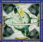 MONK THELONIOUS  - CD MONK AROUND THE WORLD (BONUS DVD)