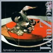 ZORN JOHN  - CD APORIAS: REQUIA FOR PIANO