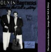 LOUVIN BROTHERS  - CD SONGS THAT TELL A STORY