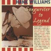 WILLIAMS HANK =TRIBUTE=  - CD SONGWRITER TO LEGEND