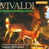 VIVALDI ANTONIO  - CD STRING CONCERTOS VOL.2