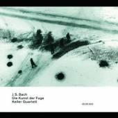 BACH JOHANN SEBASTIAN  - CD DIE KUNST DER FUGE