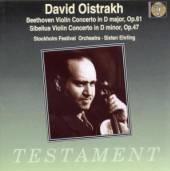 OISTRACH D.-VIOLINE  - CD VIOLINKONZERTE OP.61/OP.47