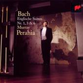 BACH JOHANN SEBASTIAN  - CD ENGLISH SUITES NOS. 1,3,6