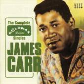 JAMES CARR  - CD THE COMPLETE GOLDWAX SINGLES