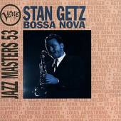 GETZ STAN  - CD VERVE JAZZ MASTERS 53
