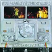 BOB MARLEY & THE WAILERS  - CD BABYLON BY BUS