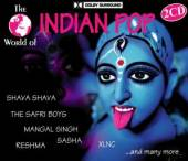 VARIOUS  - 2xCD WORLD OF INDIAN POP