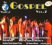 VARIOUS  - 2xCD W.O. GOSPEL VOL.2