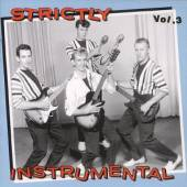VARIOUS  - CD STRICTLY INSTRUMENTAL 3