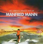 MANFRED MANN'S EARTH BAND  - CD+DVD COMPLETE GREA..