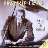 LAINE FRANKIE  - 2xCD SETTING THE STANDARD, -