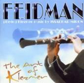 FEIDMAN GIORA  - CD ART OF KLEZMER