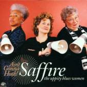 SAFFIRE-UPPITY BLUES WOME  - CD AIN'T GONNA HUSH