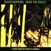 DAVID HOPKINS  - CD HEAR THE GRASS / ..