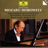HOROWITZ VLADIMIR  - CD MOZART: PIANO SON..
