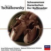TCHAIKOVSKY PYOTR ILYICH  - CD SCHWANENSEE, DORNROSCHEN,