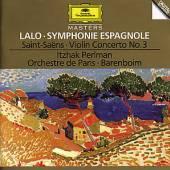 LALO/SAINT SAENS  - CD SYMPHONY ESPAGNOL/VIOLINC