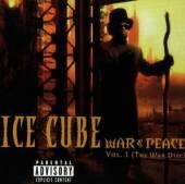 ICE CUBE  - CD WAR & PEACE VOL.1 THE WAR